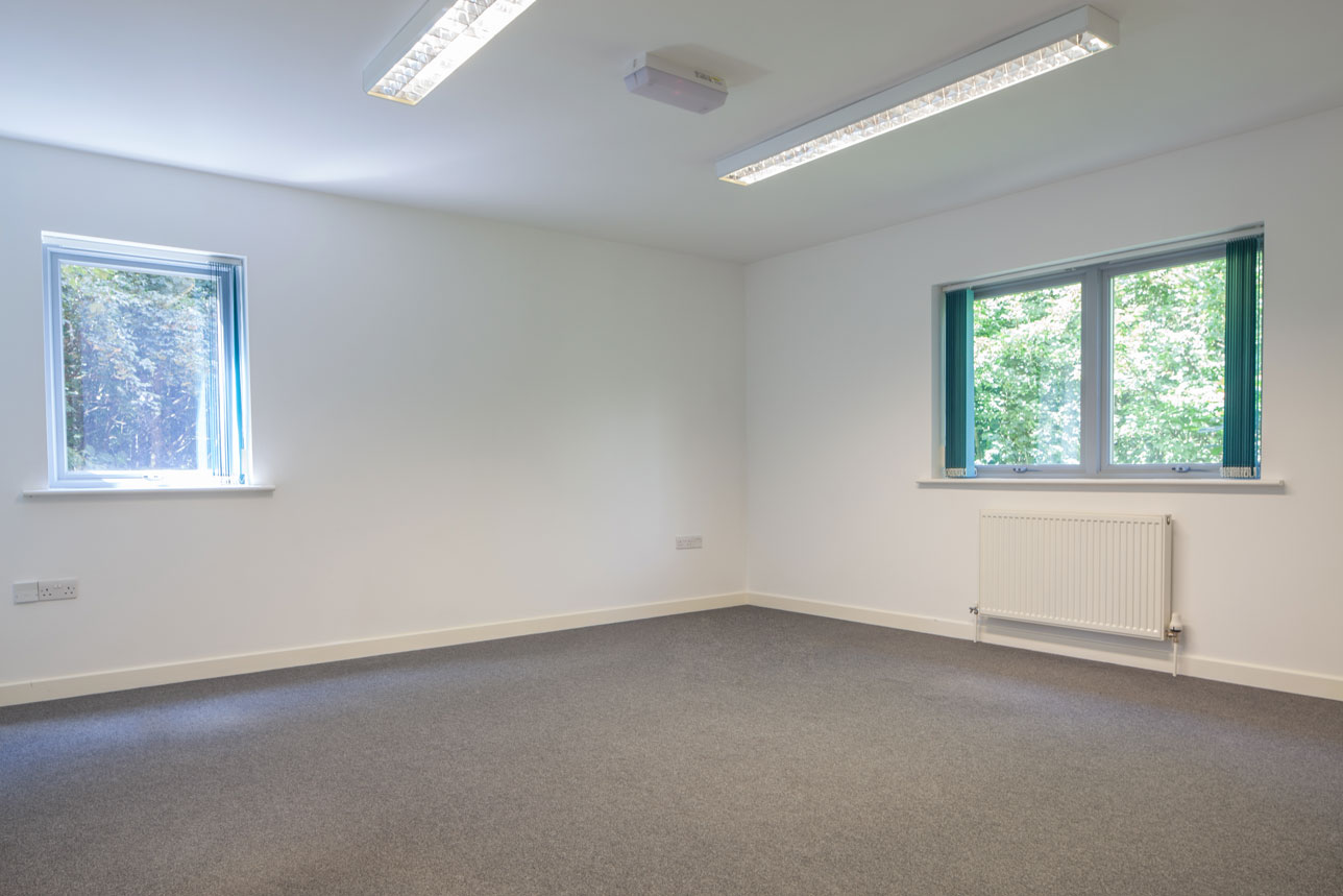First floor office space to let - The Design Centre Warminster