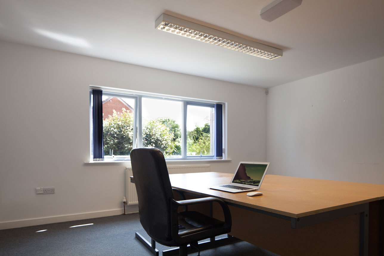 Ground floor office space to let - The Design Centre Warminster